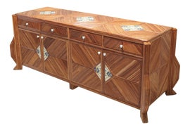Image of Bamboo Credenzas and Sideboards