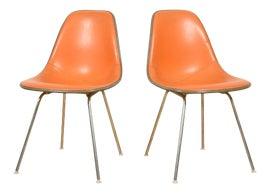 Image of Fiberglass Corner Chairs