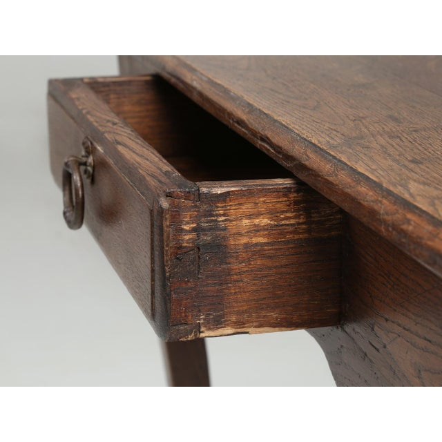 Mid 19th Century French Louis XV Style Ladies Writing Desk For Sale - Image 5 of 11