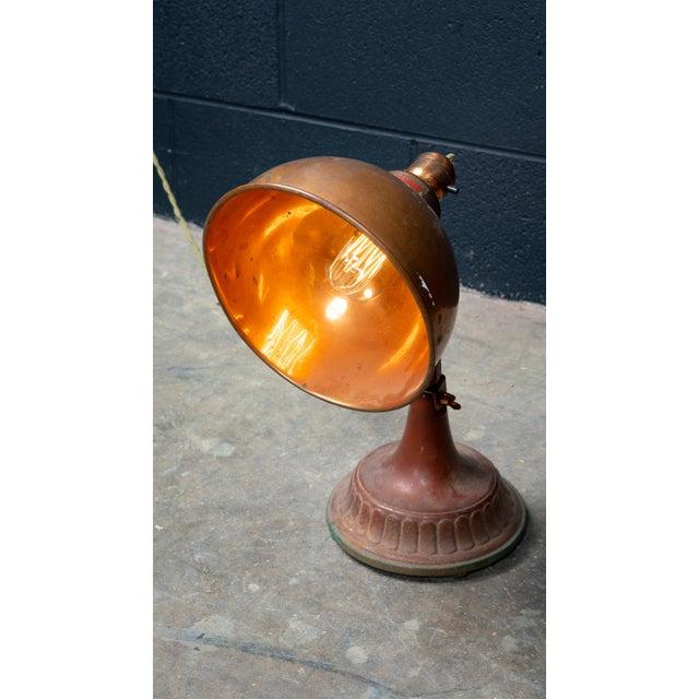 Antique 1920s Infralite Desk Lamp For Sale - Image 9 of 10