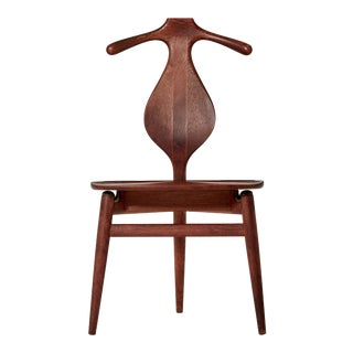 Hans Wegner Valet Chair, Made by Johannes Hansen, Denmark, 1950s-1960s For Sale
