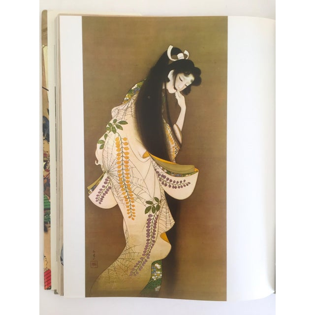 """This vintage 1968 """" National Museum Tokyo """" great museums of the world series, hardcover rare collector's art book is a..."""