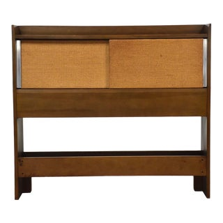 Paul McCobb Perimeter Twin Headboard Mid Century Modern For Sale