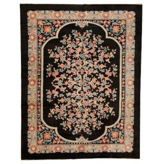 Antique Chinese Carpet For Sale
