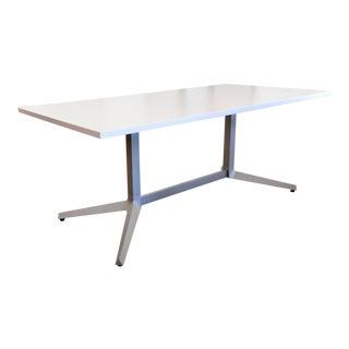 Mid-Century Modern Knoll Conference Table For Sale