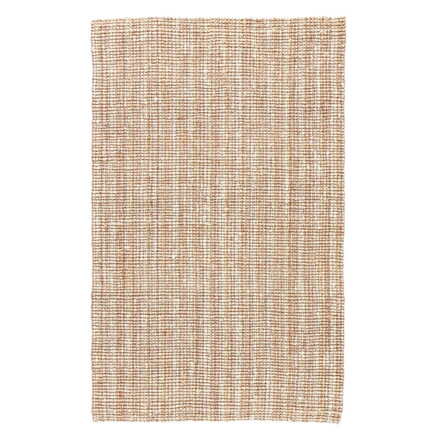 Jaipur Living Marvy Natural Solid Beige & White Area Rug - 10' X 14' For Sale In Atlanta - Image 6 of 6