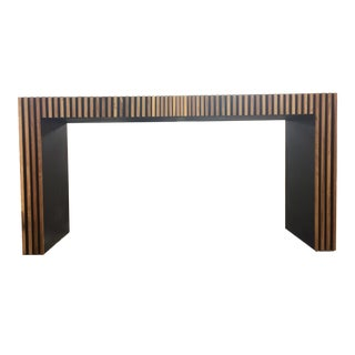 Modern Thomas Bina Console Table For Sale