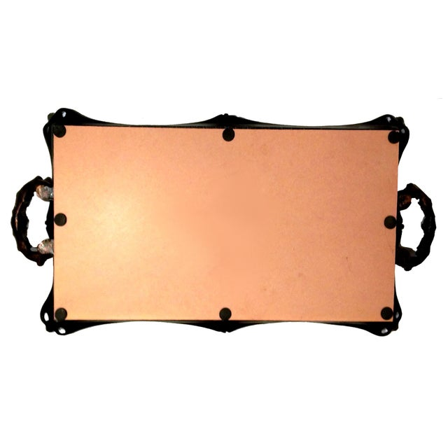 Victorian Mirrored Vanity Tray - Image 7 of 7
