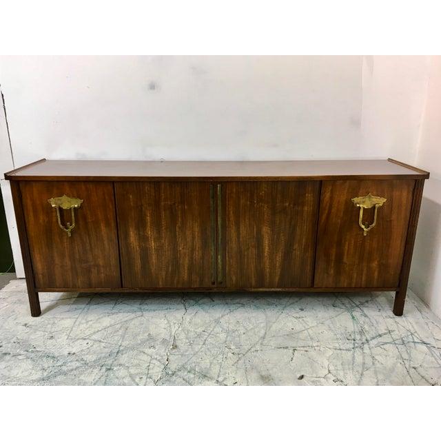 Modern Bert England for Widdicomb Credenza For Sale - Image 3 of 6