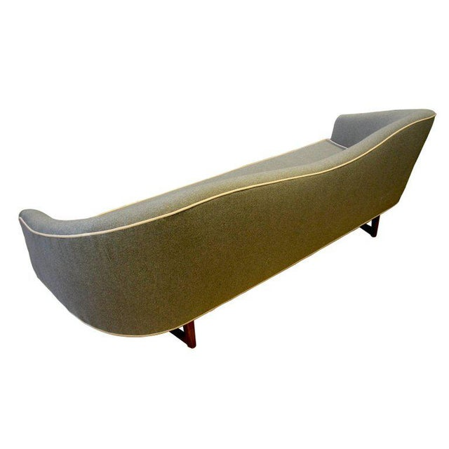 1960s Camelback Sofa For Sale - Image 5 of 9