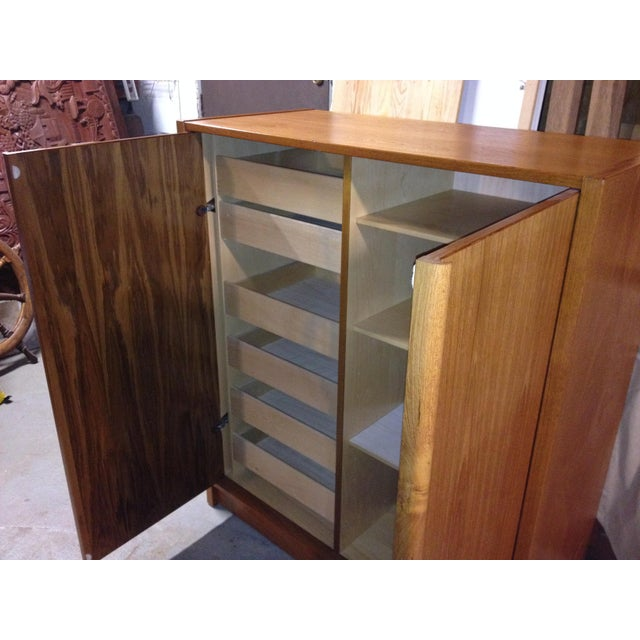 Scan Teak Rosewood Armoire - Image 9 of 11