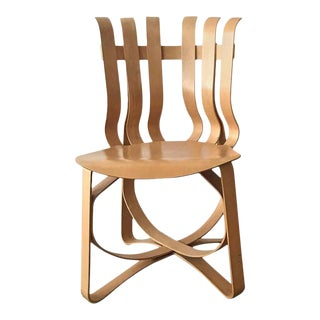 1990s Frank Gehry Hat Trick Chair For Sale