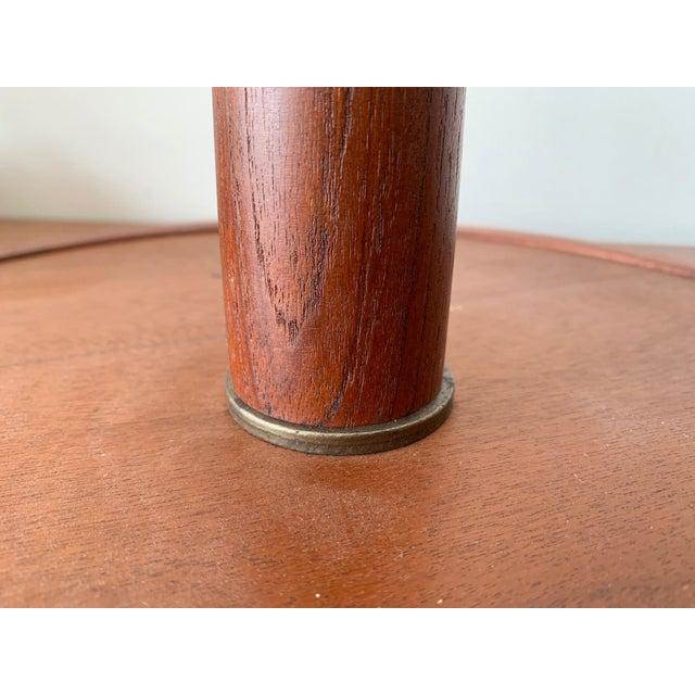 Danish Modern 1960s Danish Modern Hans Andersen Teak Table For Sale - Image 3 of 10