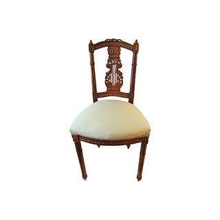 Petite Music French Chair