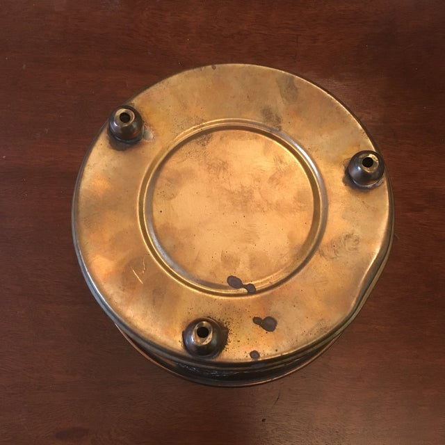 African Wildlife Copper and Silverplate Jardinere For Sale In Richmond - Image 6 of 9
