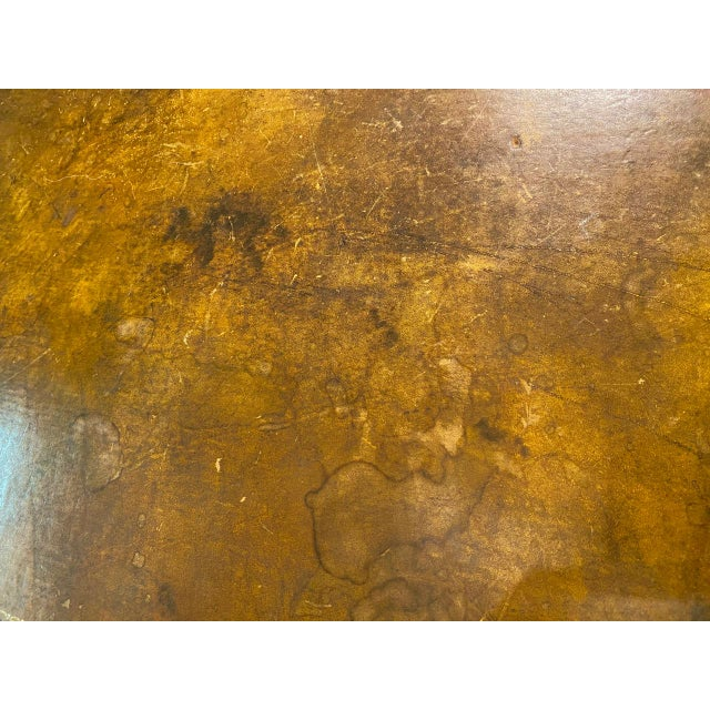 English 19th Century Pedestal Desk For Sale - Image 11 of 12