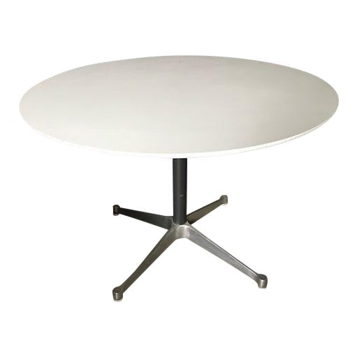 Mid-Century Eames Table - Image 1 of 4