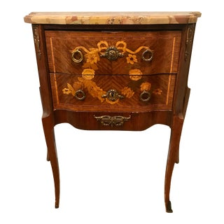Louis XVI Style Side Table For Sale