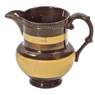 Vintage Ceramic Creamer For Sale