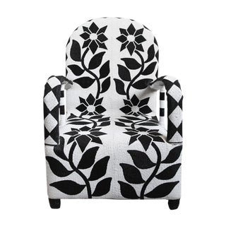 Yoruba Beaded Chair