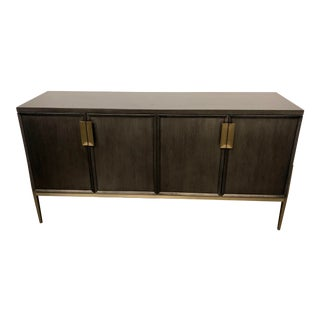 Hickory White Colza Sideboard For Sale