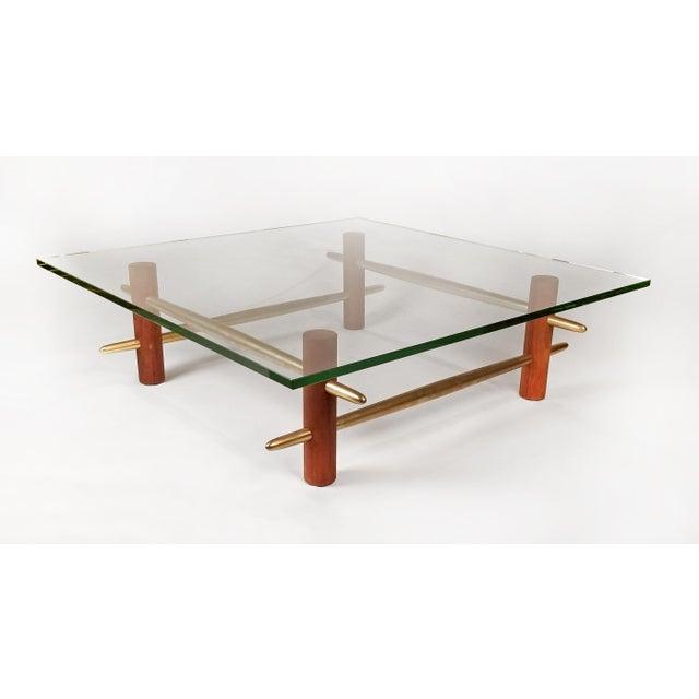 Coffee Table, Model 1640 by t.h. Robsjohn Gibbings for Widdicomb For Sale In Dallas - Image 6 of 6