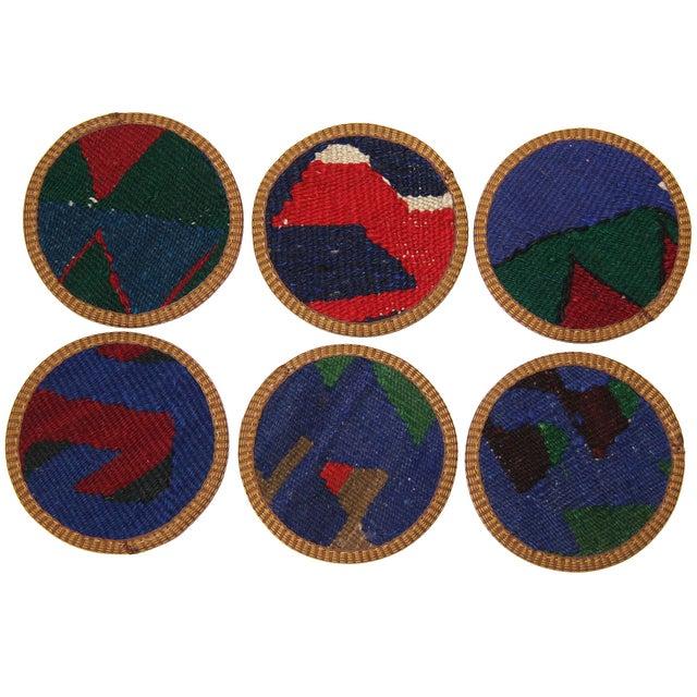Kilim Coasters, Akhisar - 6 - Image 2 of 2