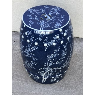 1940s Vintage Chinese Porcelain Garden Stool Preview