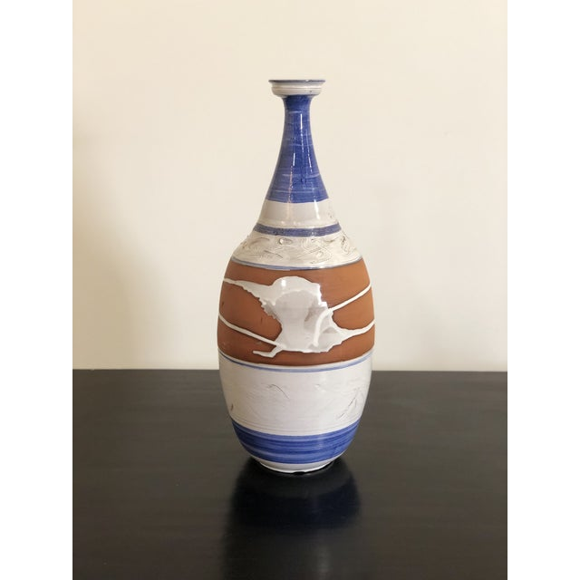 1960s Large Vase For Sale - Image 5 of 5