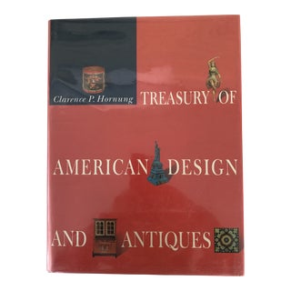 Treasury of American Design and Antiques Book For Sale
