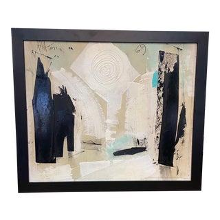 1969 Graham Harmon Oil Painting For Sale