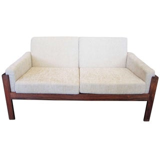 Danish Modern Loveseat