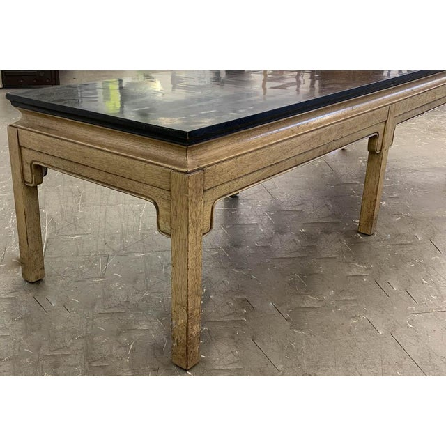 Asian Hollywood Regency Asian Coffee Table For Sale - Image 3 of 6