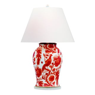 "Arcadia Coral Lamp - 36""h For Sale"
