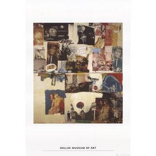 Robert Rauschenberg, Skyway Poster For Sale