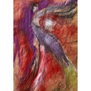 """""""The Angel"""" Original Painting by Erik Sulander 24x36 For Sale"""