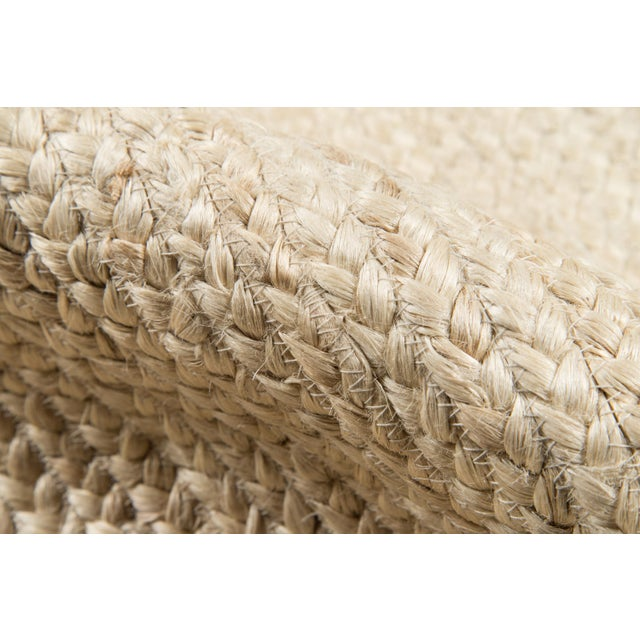 Erin Gates by Momeni Westshore Waltham Natural Jute Area Rug - 7′6″ × 9′6″ For Sale - Image 4 of 8