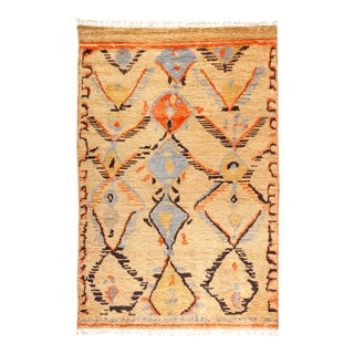 """Hand Knotted """"Tullu"""" Area Rug - 6' 1"""" X 9' 3"""""""