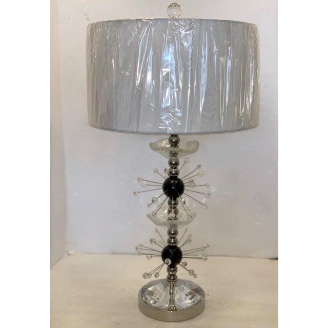 Modern Sputnik Style Lamp For Sale - Image 4 of 11