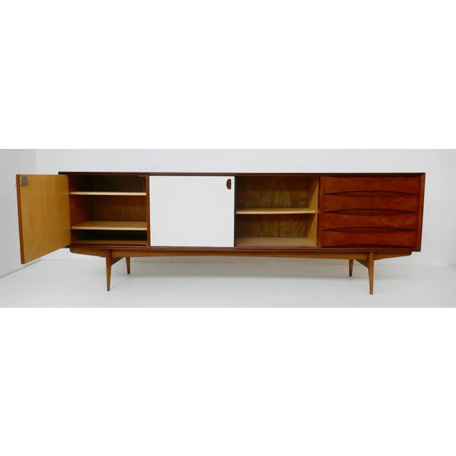 """""""Paola"""" Sideboard By Oswald Vermaercke For V-Form - 1950S"""
