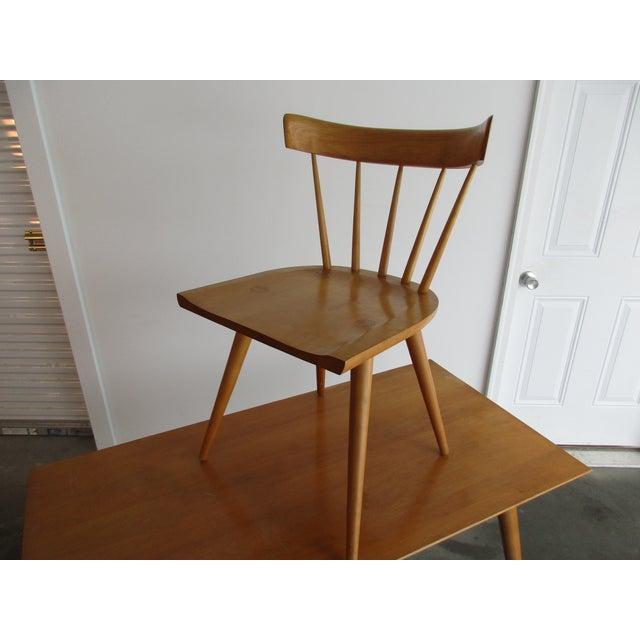 Paul McCobb Paul McCobb Planner Desk & Chair For Sale - Image 4 of 11