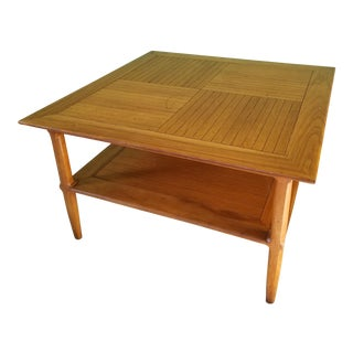Tomlinson Mid-Century Modern Coffee Table For Sale