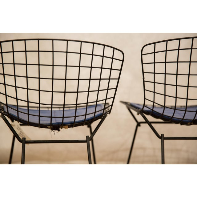 1960s Harry Bertoia Child Chair Pair For Sale - Image 5 of 9