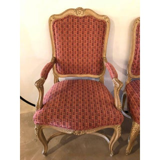 Set of Eight Maison Jansen Louis XV Style Dining Room Chairs Preview