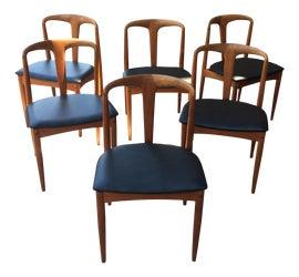 Image of Uldum Møbelfabrik Dining Chairs