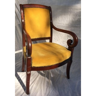 Antique Louis Philippe Armchairs - A Pair Preview