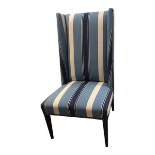 Hickory Chair Martin Host Highback Chair Showroom Sample
