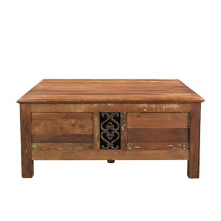 Rustic Modrest Coffee Table For Sale