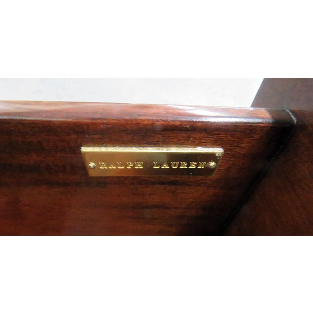 Contemporary Ralph Lauren Contemporary Nightstand For Sale - Image 3 of 8