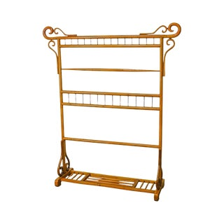 Chinese Antique 19th Century Drying Rack For Sale